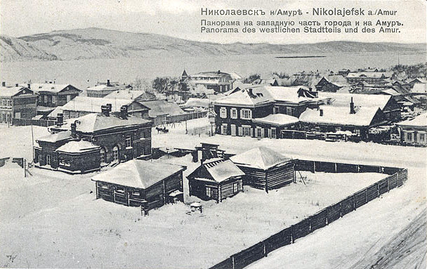 Nikolaevsk-na-amure